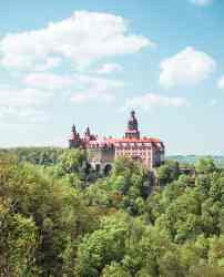 12 stunning fairytale castles in Poland you have to see! Sunshine Seeker