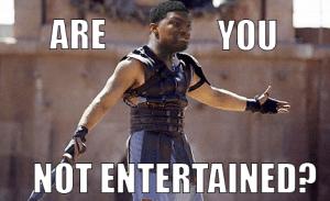 Jameis Winston Gladiator Meme