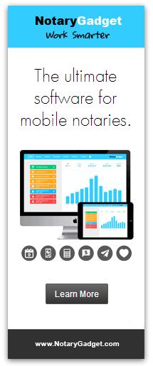 Notary Gadget
