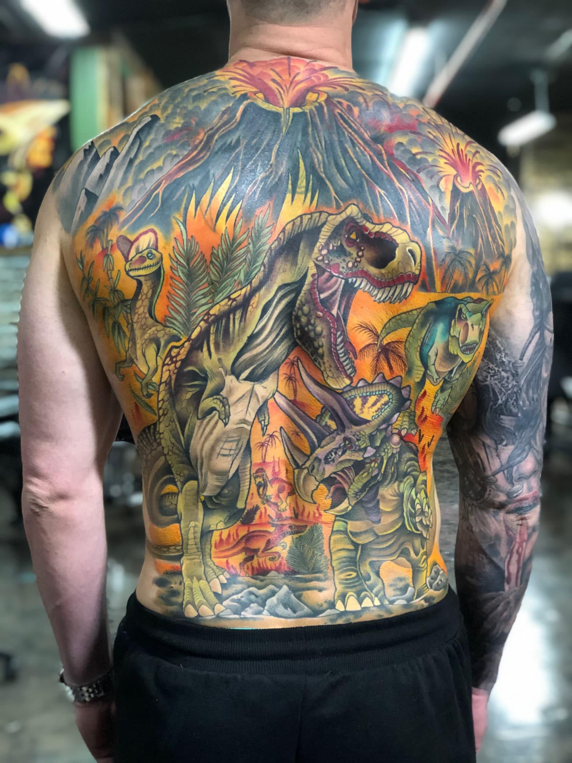 Tyler Nolan Tattoo : tyler, nolan, tattoo, Tyler, Nolan, Appointment, Deposit, Sunshine, State, Tattoo