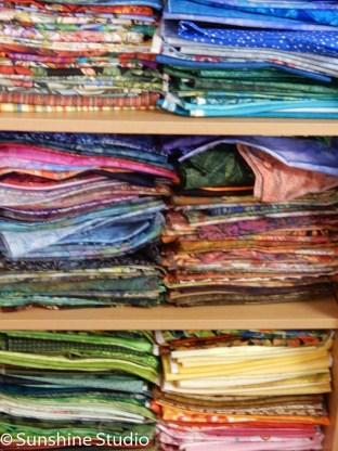 Favourite Fabrics in My Stash Part 1