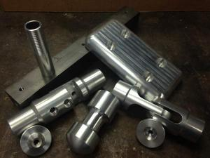 CNC mill CNC lathe