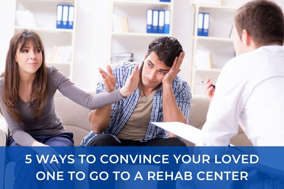 How to Convince Your Loved One to go to a Rehab Centre