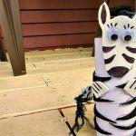 Zebra Zoo Animal Toilet Paper Roll Crafts For Kids Sunshine Whispers