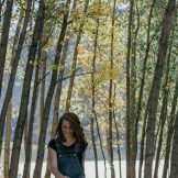Fall photo shoot at Harvey Gap