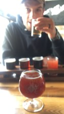 Brewery visits with Chad