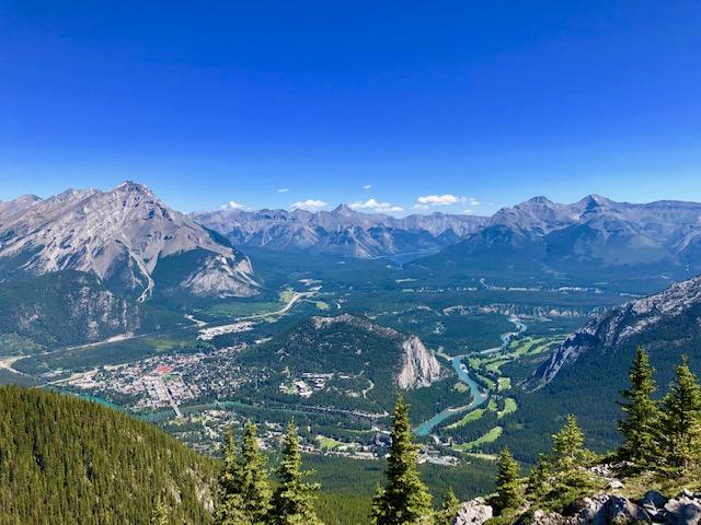 Banff Canada Gondola