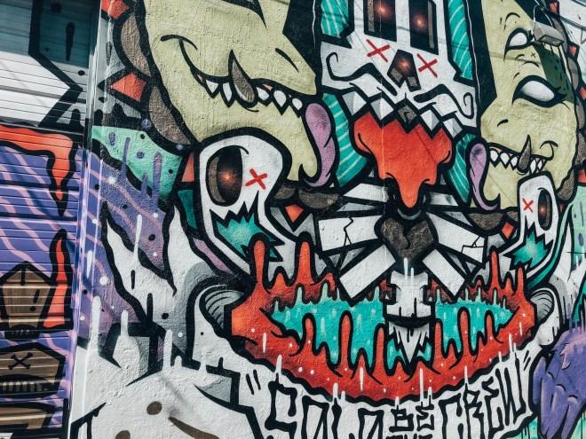 Street Art RiNo Denver