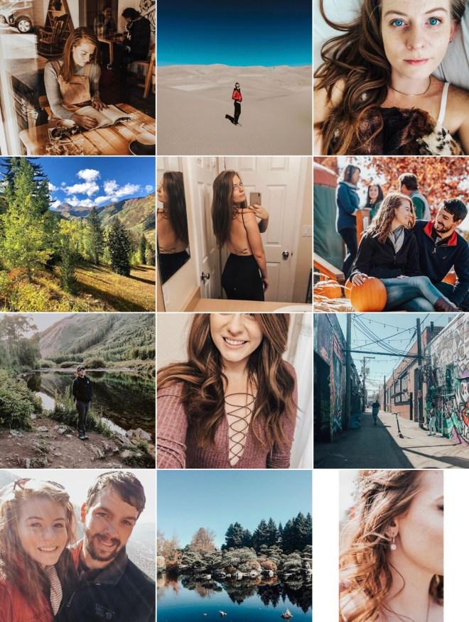 blogger instagram