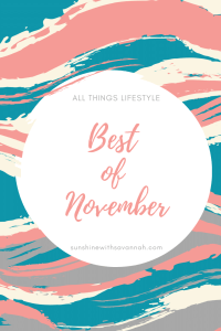 best of nov