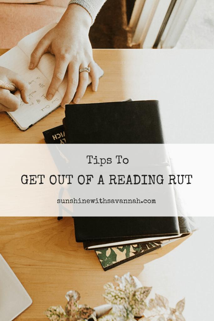 reading rut