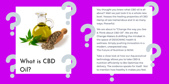 What is CBD (3)