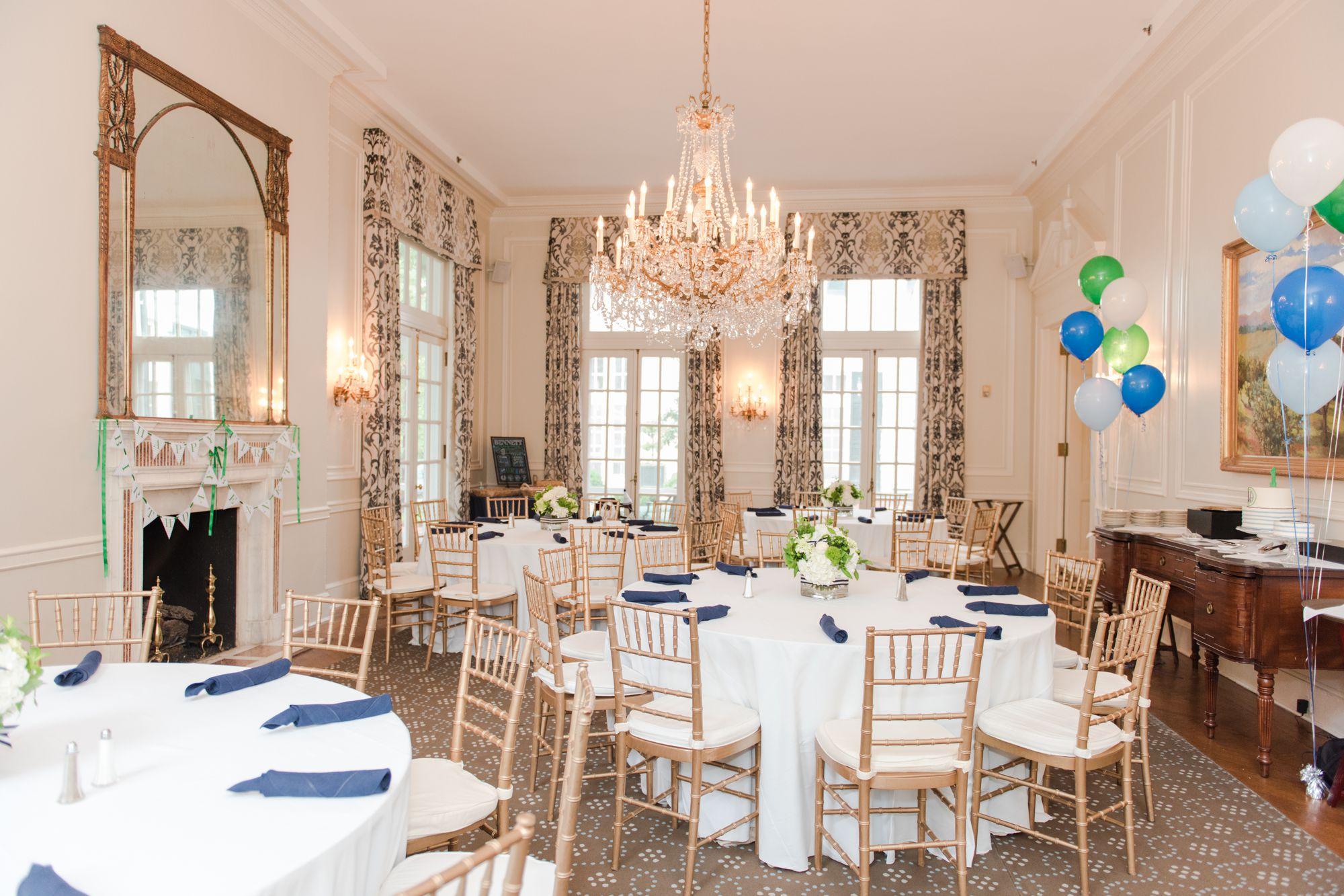 Bennett S Duke Mansion First Birthday Charlotte