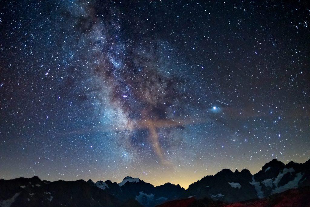 Stargazing activity in Baqueira