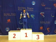 Larry wins 1st place!