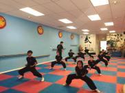 San Jose Kids Kung Fu Class Wu Shu Team Sun's Kung Fu School 2