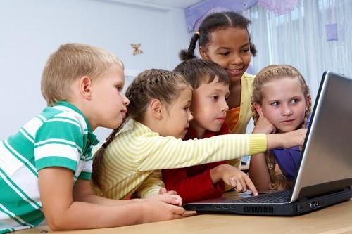 מחשבים לומדים גם בגיל קטן סאן ספארק מרכז הידע