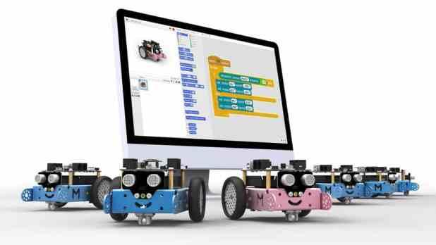 מסלול רובוטירה MBOT