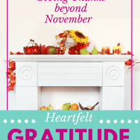 Heartfelt Gratitude | How to Give Thanks beyond November
