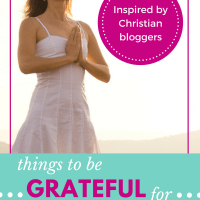 Things to be Grateful For that Spread a Little Hope