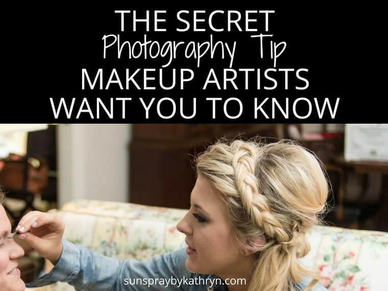 The secret photography tip makeup artists want you to know blog feature image