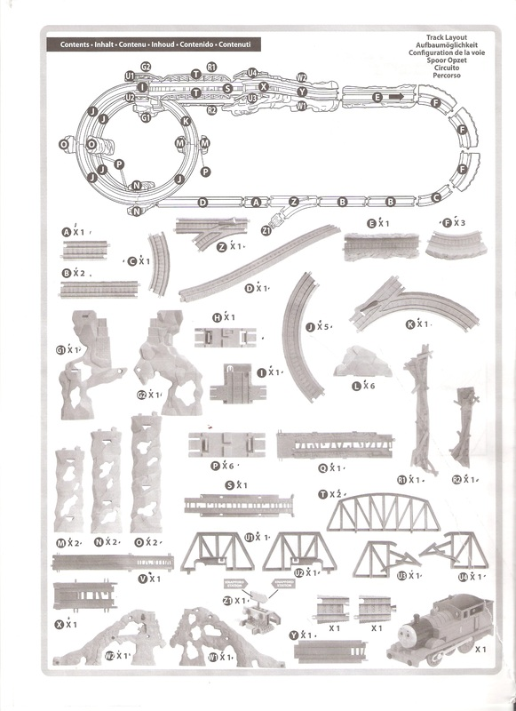 HIT trackmaster pamphlets and instructions