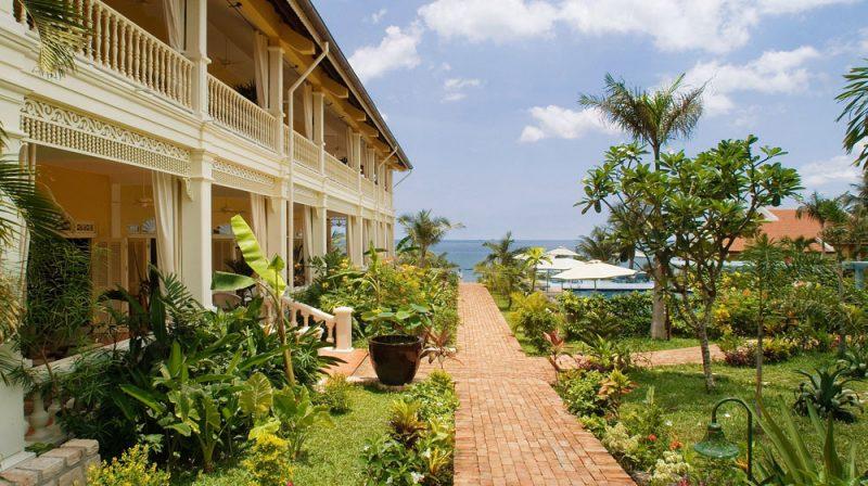 la veranda resort BEST LUXURY BEACH RESORTS IN VIETNAM