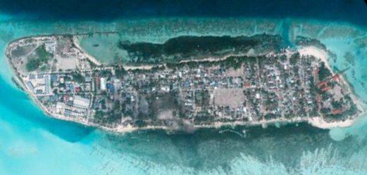 maafushi island map