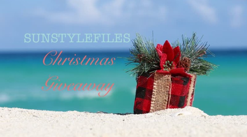 sunstylefiles christmas giveaway