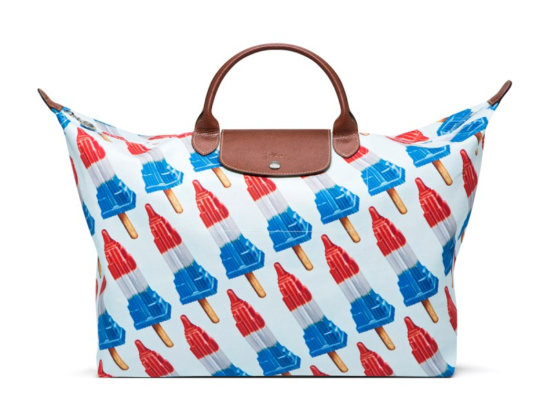 LONGCHAMP'S SPRING SUMMER 2017 BAGS COLLECTION jeremy scott popsicle