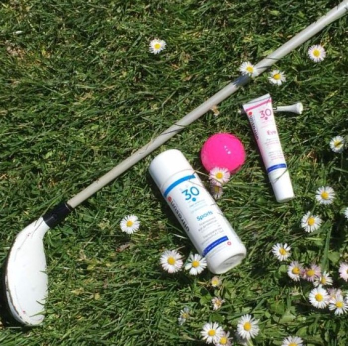 Find the ideal sun protection for sensitive skin with Ultrasun! golf sun protection sun block suncare
