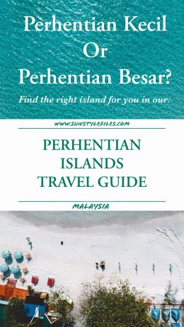 Perhentian Islands Travel Guide - www.sunstylefiles.com