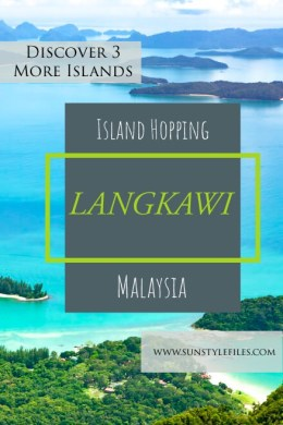 Island hopping in Langkawi. Discover 3 more islands to visit in Malaysia. #malaysia #langkawi #islandhopping #paradise #beaches #lake - www.sunstylefiles.com