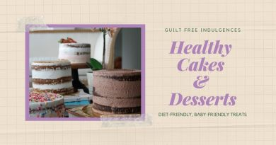 healthy cakes and desserts in malaysia