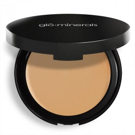 gloBeauty Pressed Base Powder Golden Dark