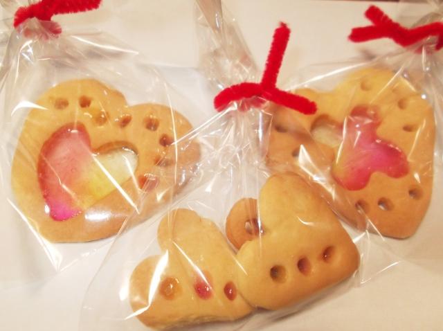 手作りクッキーの画像