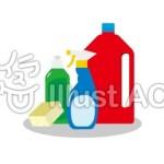 大掃除に関する無料イラスト