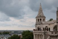 A turret of Buda castle