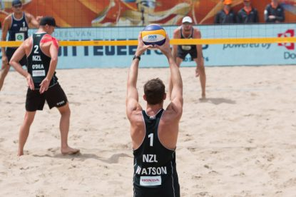 New Zealand back court player Mike Watson ready to serve at world champs 2015