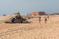 Cabreton beach walks