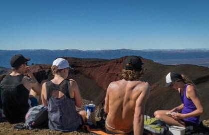 Tongariro Alpine Crossing, Sun Surf Soul