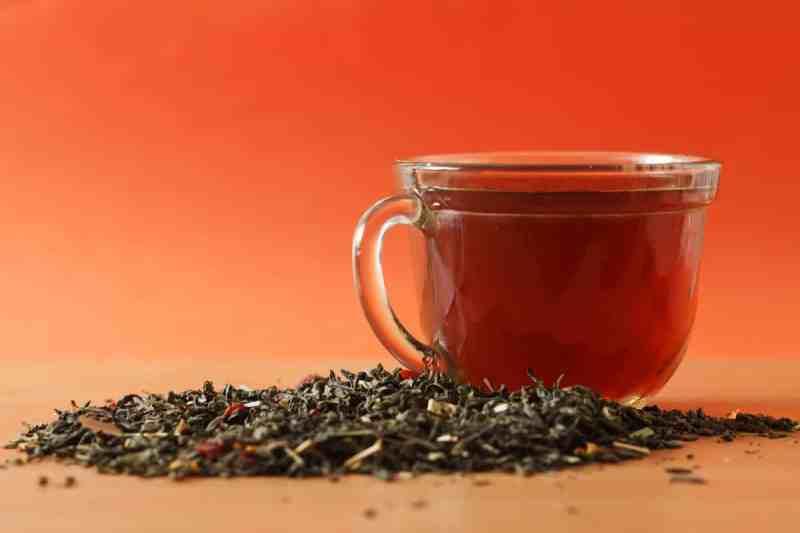 ceai de telina uscata