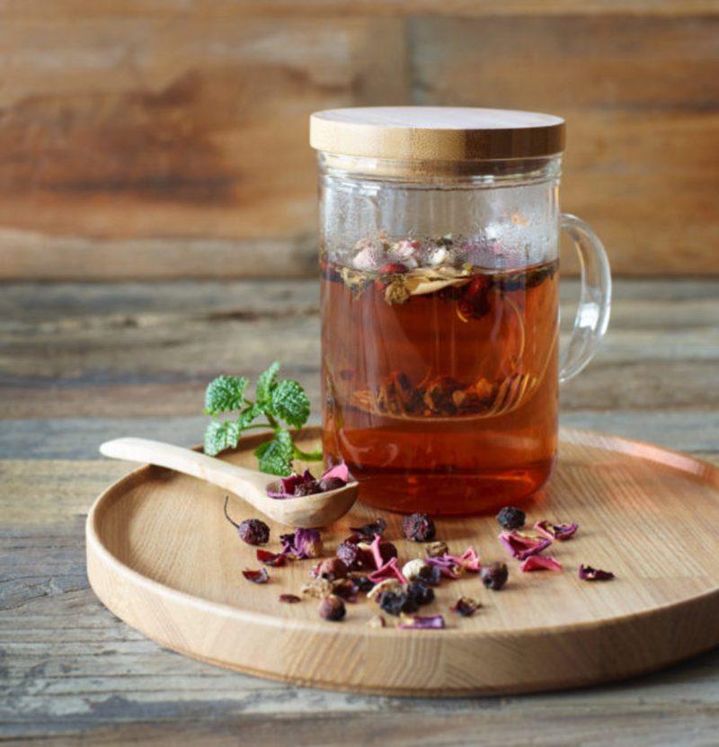combinatie de plante, ceai diabet