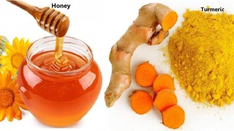 turmeric si miere tratament naturist pentru caile respiratorii rinita alergica
