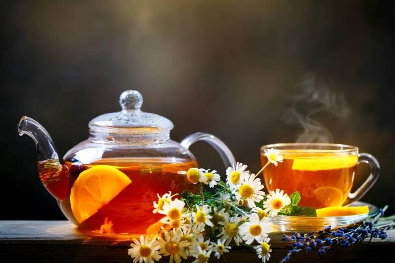 tea, comprese de fata cu ceai, cosmetica, musetel,