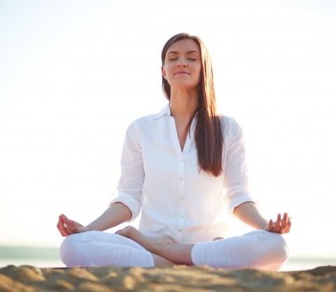 Yoga, asana Yoga, femeie practicand yoga