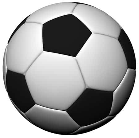minge fotbal football ball