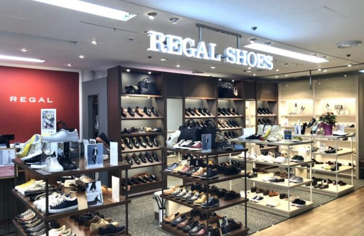 REAGAL SHOES 久留米店