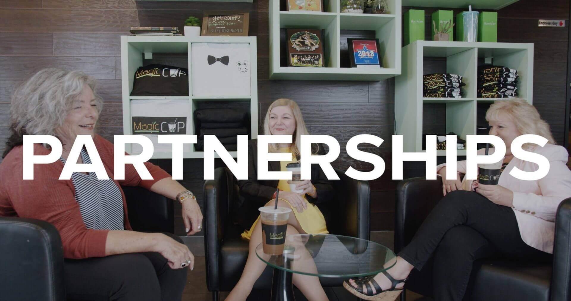 Partnerships Video Thumbnail