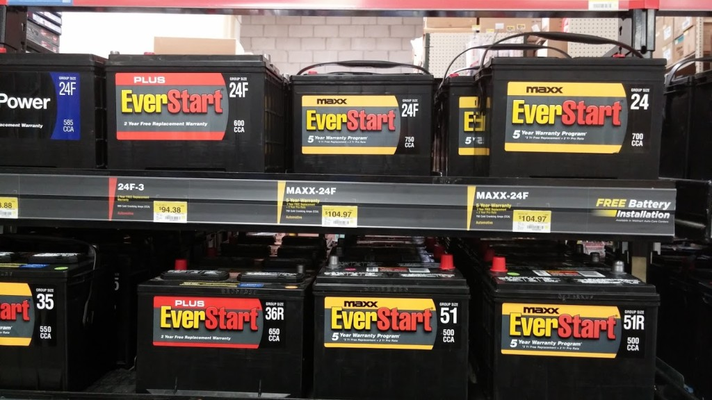 The Car Battery Return Policy and Exchange Policy at Walmart